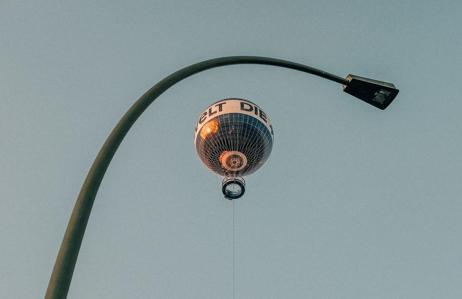 DIE WELT. Berlin Omgood SimpsonKim Travel Balloon Die Welt Film Photography Fujifilm Fujifilm_xseries Germany Streetphotography Sunset Discover Berlin