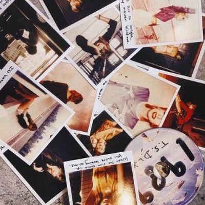 Já to viciadinho no novo cd da @taylorswift. Blank Space é a minha preferida, depois de shake it off. Taylorswift 1989