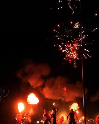 Latepost 1000banteng Bantengan Indonesianculture Fireworks Fireman Fireshow Fire