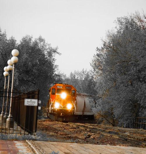 Train Great Falls MT