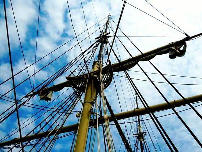 Set sail Frame It! S Qi Open Skies Sail Mast Connecticut Mystic Seaport Travel Novice Photography