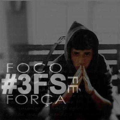 3fs Foco Força Fé criatividade haha follow followme boatarde ae ;) instalindo instalike like lol