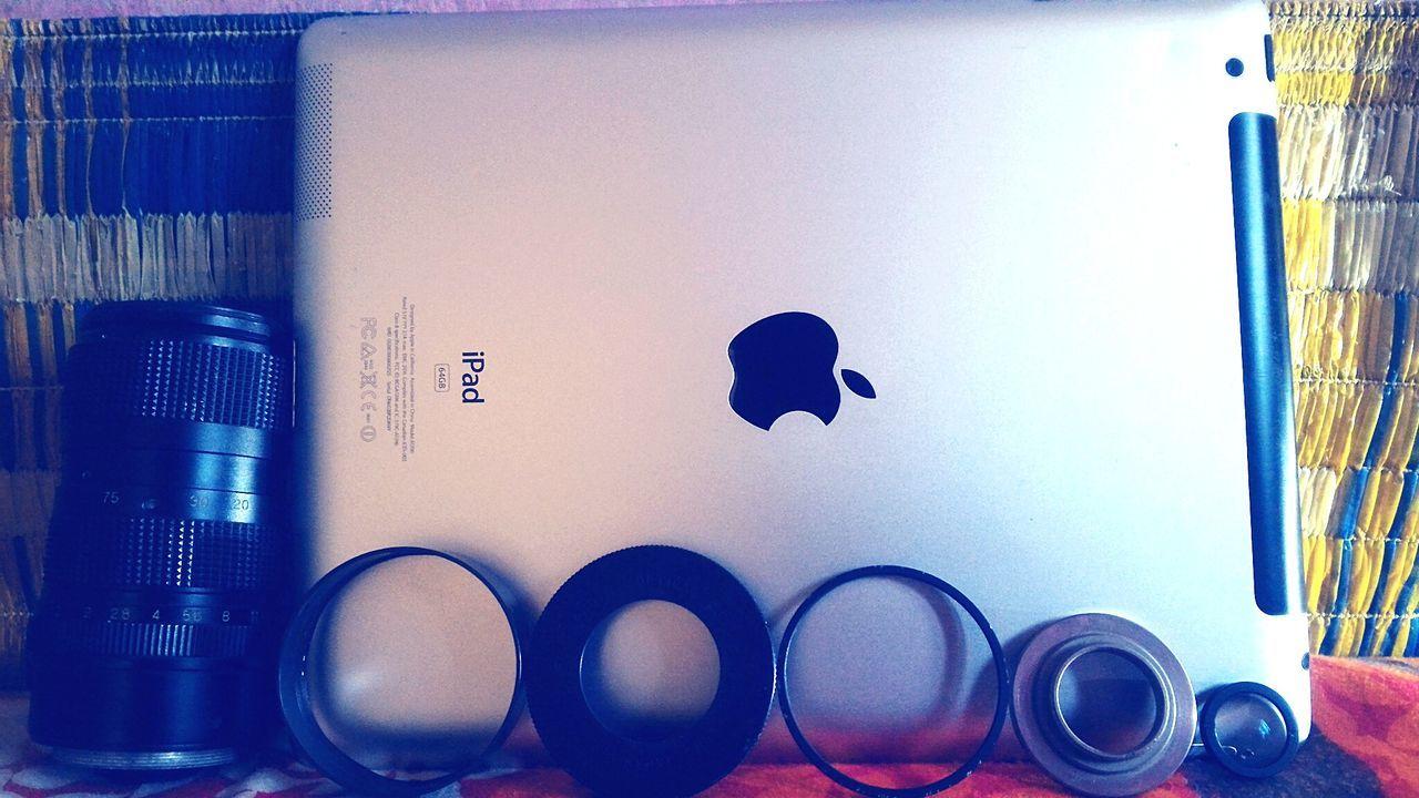Apple Ipad2 Camera DSLR Lens