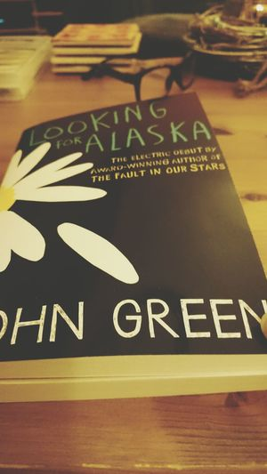 Johngreen Looking For Alaska Great Book Pics Secondpicture Enjoylife