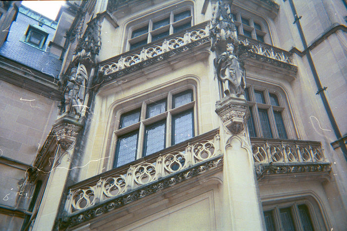 The Biltmore Architectural Column Architectural Feature Architecture Art Building Built Structure Capital Cities  Carving - Craft Product Column Day Design Façade Low Angle View No People Ornate Outdoors The Biltmore Estate Tourism Travel Destinations