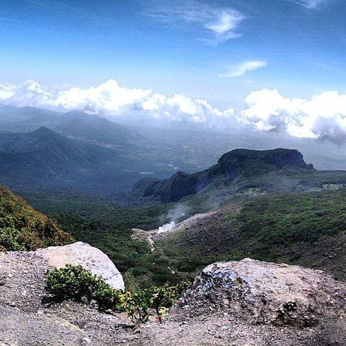 INDONESIA Gedepangrango September Summit mountain landscape holiday hiking