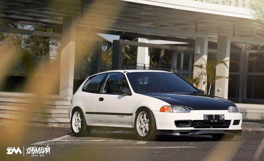 Honda Hondacivic Eg6 Civiceg