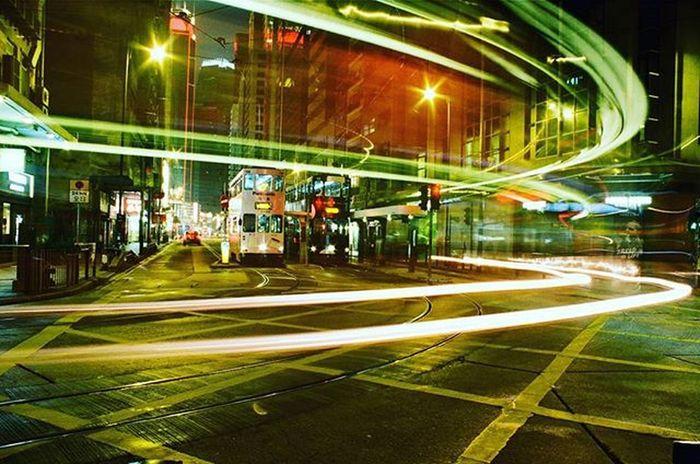 Hongkongcentral Films Minoltax700 Kodak400 Colorfilm Colorfilmphotography Vivitar28mmf25 菲林 Snapshots Tramhongkong Nightinhongkong