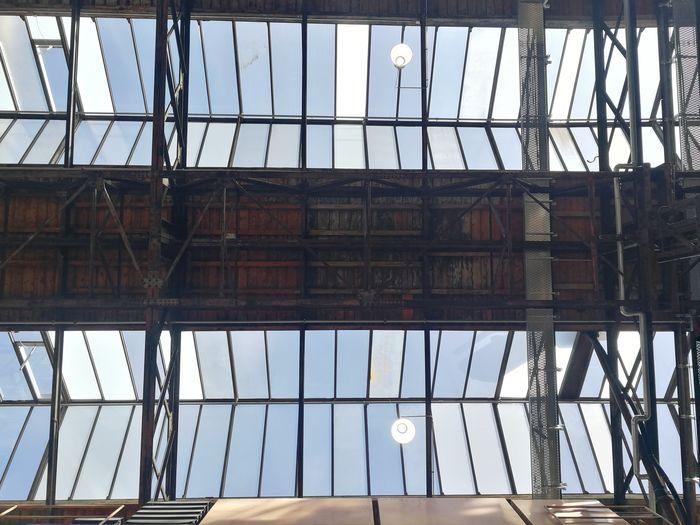 Below Ceiling