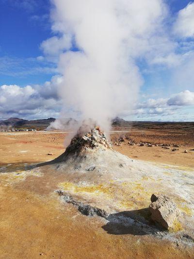 Iceland Steam