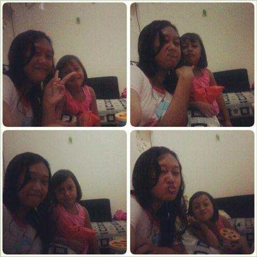 With Jehan :* Lalalala Syalala Picture Narsis