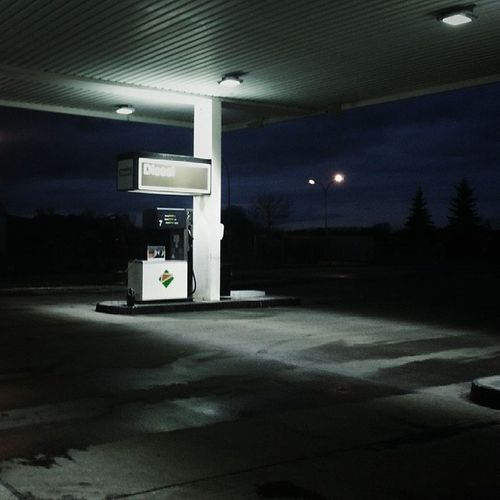 Pritzwalk Tankstelle Prignitz