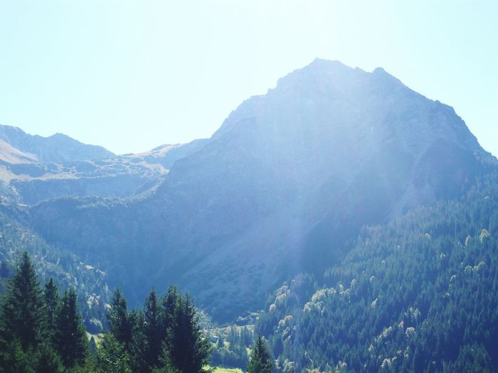 Mountains Allgaeu Allgäu