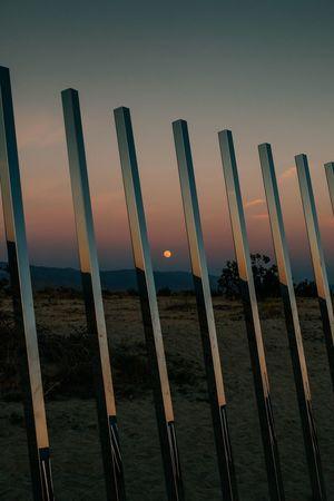 Moonrise No People Sky Outdoors Architecture EyeEm Streetphotography Desertx VSCO Lifestyles Architecture Reflection Vscox Sunset Moonrise