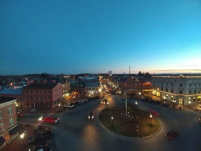 Roundabout City