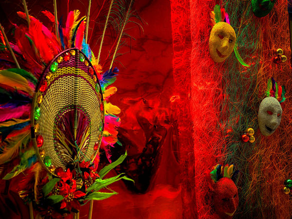 masks and feathers Art And Craft ArtWork Crafts Feather  Mask Masks Masks Arts And Crafts Masks Decor Multi Colored