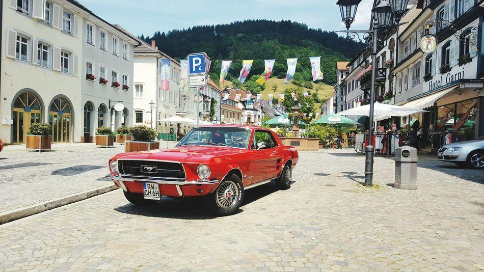 Was für ein Auto...was für ein Sound...💜 Ford Mustang Mustang Love