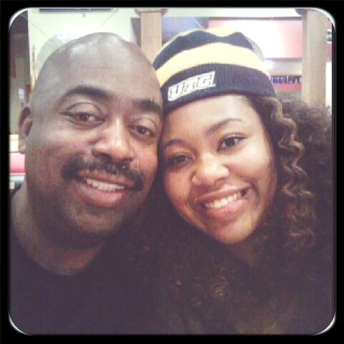 Me And My Daddy (: