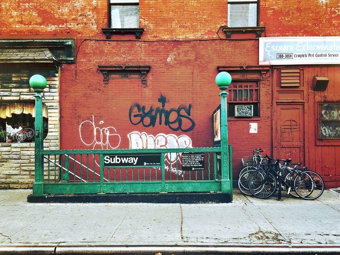 Subway Urban