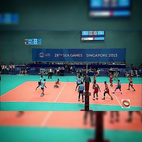 Philippines vs Myanmar Mensvolleyball Seagames2015 Livestreaming Nowwatching teampilipinas
