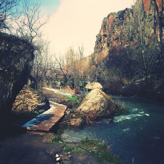Historic Kapadokya İhlara Valley