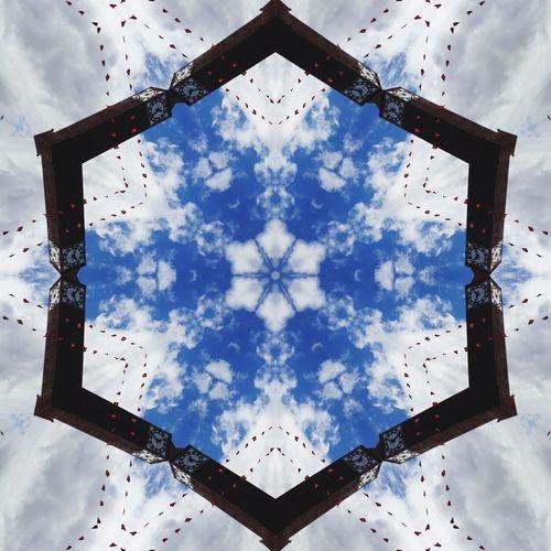 Tour Tunis EyeEm Selects Symmetry City Multi Colored Sky Close-up Cloud - Sky