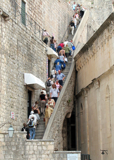 A taste of Croatia Dubrovnik old town Stairway to battlements Adult Adults Only Architecture building exterior built structure day full length group of people large group of people leisure activity lifestyles men outdoors people real people Standing steps and staircases English tourists abroa Architecture People Real People Men Day Standing Outdoors Adult Adults Only Lifestyles Full Length Group Of People Steps And Staircases Large Group Of People Leisure Activity Building Exterior Built Structure Dubrovnik Old Town A Taste Of Croatia Stairway To Battlements English Tourists Abroad An Eye For Travel Adventures In The City My Best Travel Photo Holiday Moments