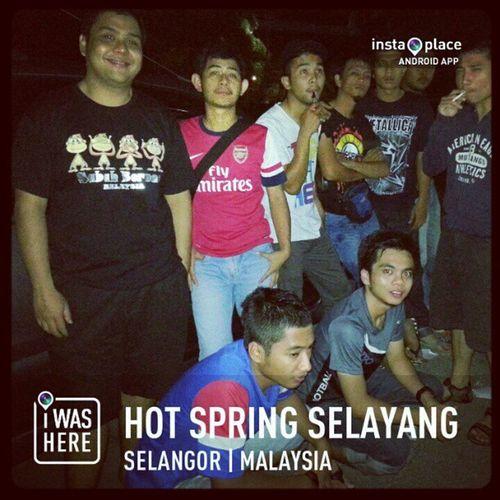 Hotspring Kengkaom Selayang