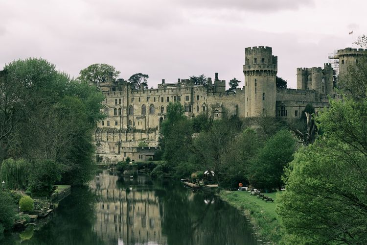 Warwick Castle Architecture Britain Canal Walks England, UK Great Britain Historical Building Nature River Avon Architecture Building Exterior Canal Cloud - Sky England Historic History Nature Nature_collection Outdoors Reflection River Travel Destinations Uk Warwick Castle Water The Architect - 2018 EyeEm Awards My Best Travel Photo