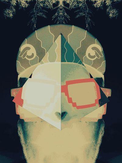 SStê4êø_17 D3lta Fragments Geometric Symmetryporn That's Me Cinelli 8-Bit Negativespace