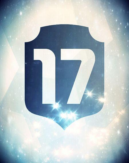 Happy2017 My Number 17