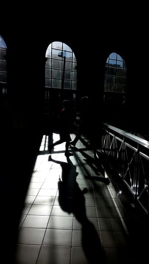 Sun Beams Morning Light Creative Light And Shadow Action Figures Old Windows Light Through The Window Long Shadows No Edit/no Filter Metro Station Athens, Greece Athens Monastiraki