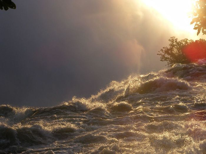 #beauty #rapids #sunkiss #VictoriaFalls #waterfall #eye4photography #sun #sunset #wow #nature #sky #zambia Landscape #Nature #photography Sunset #sun #clouds #skylovers #sky #nature #beautifulinnature #naturalbeauty #photography #landscape First Eyeem Photo