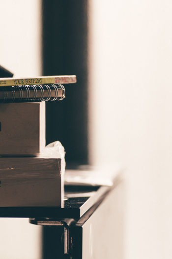 Softness Books Muted Colors Notebook Still Life Backlight Light And Shadow Luminous Bright WhiteCollection Onthetable Simplicity Life Enjoying Life Birthday Photographic Memory EyeEm Best Shots Getting Inspired My Best Photo 2015 White Album Pastel Rows Of Things Eye4photography  Showcase: December Minimalism