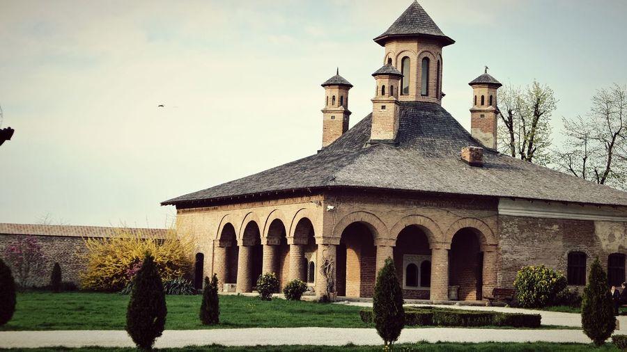 Brancoveanu Castle, Mogosoaia, Arhitecture Castle Romania, Eyeem Romania,