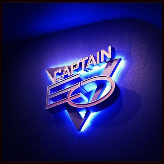 Captain EO☆ Final ! Hello World Captain EO Michael Jackson DSLR_D610