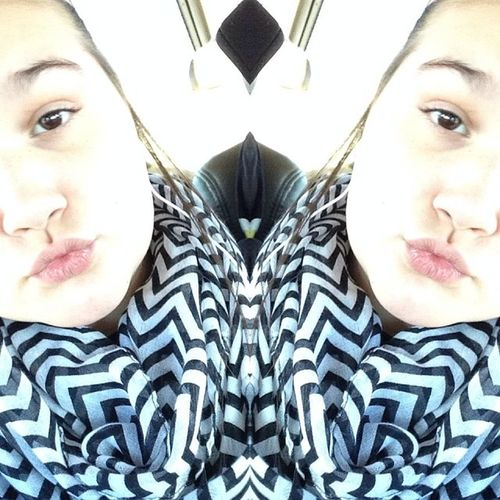 Here's a selfie for you Sunday. Bahaha  Lovemorganxo Hehe Miss my friends