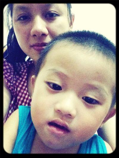 My son :))) First Eyeem Photo