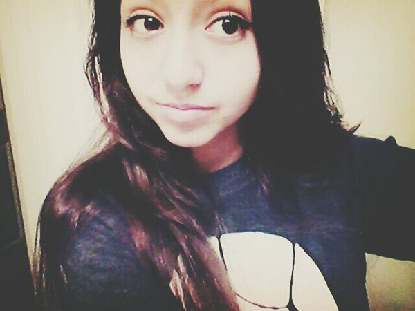 Faking A Smile? Yeah, Me Too. Mascara Long Hair Eyes Beautiful Filter Eyeliner Eyelashes Smile Faking A Smile I Hate Myself