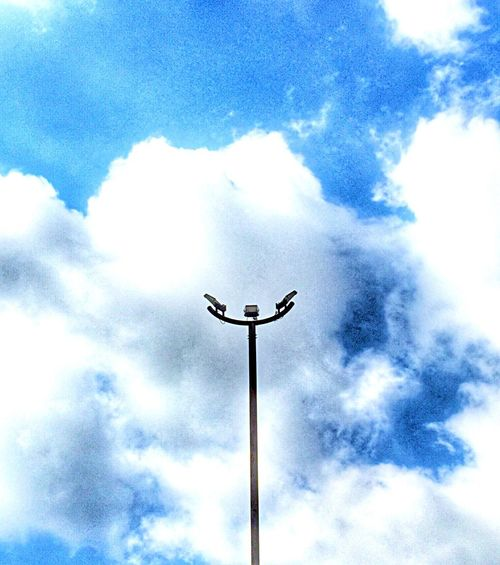 Sky Sky And Clouds Eye4photography  Taking Photos Today :) Blue Sky Blue