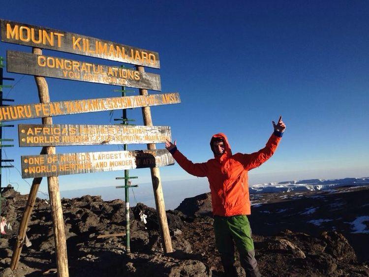 Kilimanjaroo Amazing View Mountain That's Me