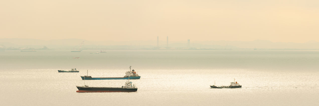 No People Ocean Sea Ship Tokyo Bay Transportation Water Waterfront