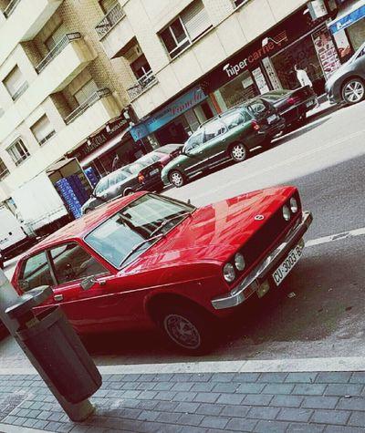 Redcar Oldcar Europeancar Seat Car Fast Beautiful