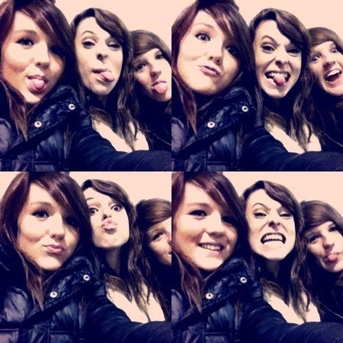 Lydiane & Virginie ♥ Coupine(s)