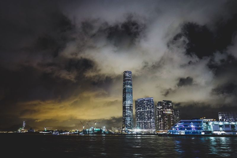 kowloon west EyeEmNewHere Discoverhongkong Nightshooters Sky And Clouds Art Is Everywhere Moments Of Life Amaging Contemporary Art Taking Pictures Beautiful From My Point Of View Hello World Walking Around Shadows & Lights Mystyle Leicaq Let's Go. Together.