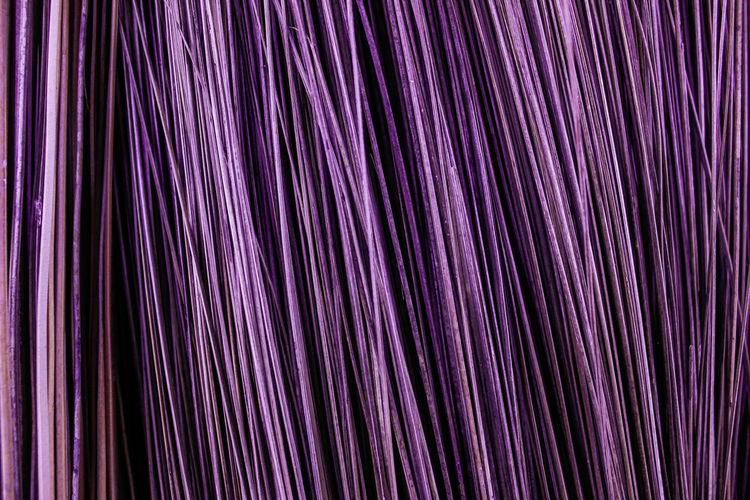 Full frame shot of purple curtain