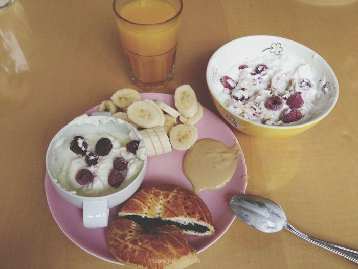 Frühstück Von Clari