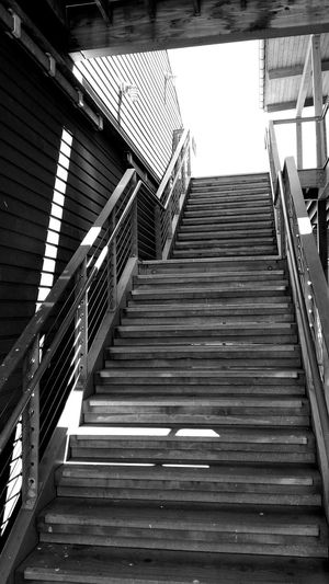 Stairs, shapes, textures Modernism Planked Wall Steps And Staircases Staircase Steps Built Structure Architecture