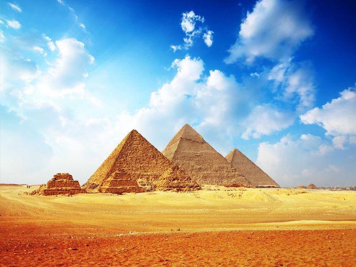 Sky Pyramid