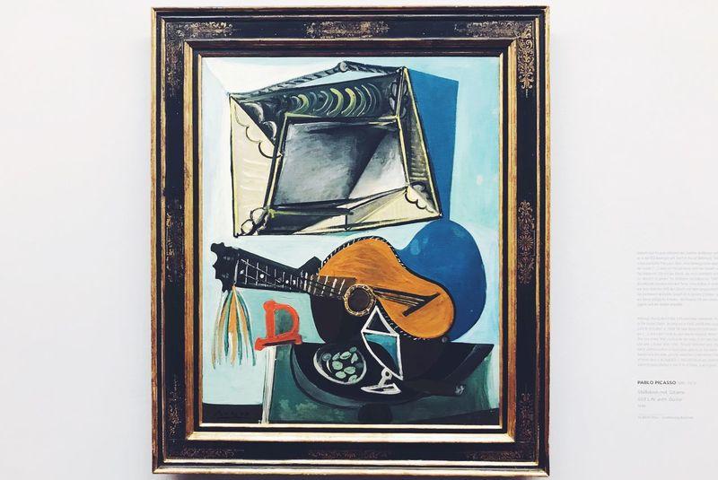 Art Albertina Pablo Picasso EyeEm Selects No People Art And Craft Representation Indoors  Human Representation Close-up Creativity